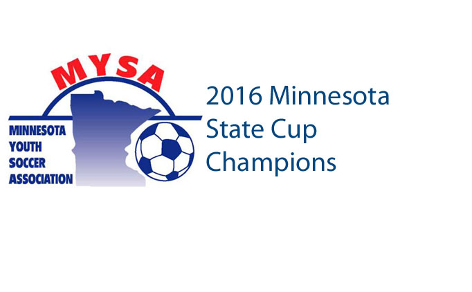 2016 Minnesota State Cup Champions