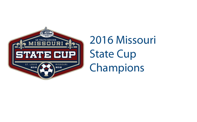 2016 Missouri State Cup Champions