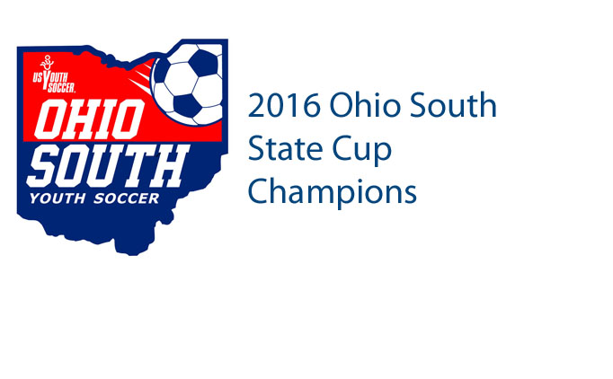 2016 Ohio South State Cup Champions