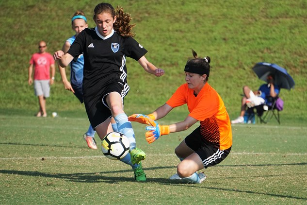 Philadelphia SC is Headed to 14U Girls Semifinal