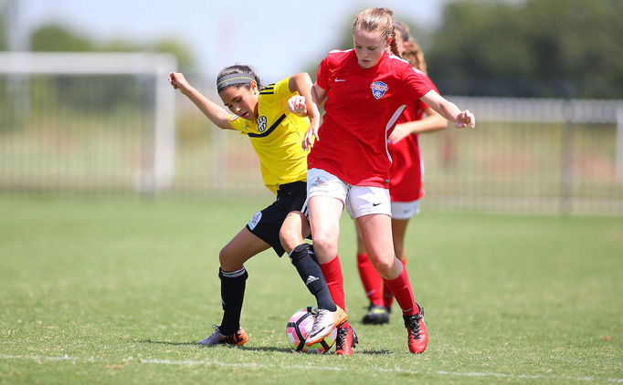 14U: Close 1-0 win keeps SDFC in the running