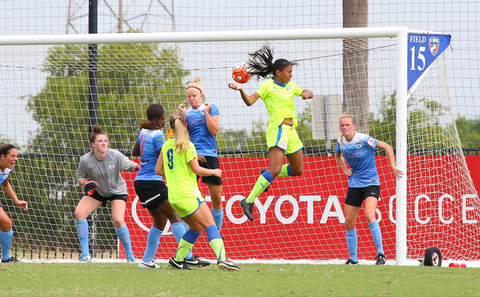 So Cal Blues becomes U19G frontrunner with 3-1 win