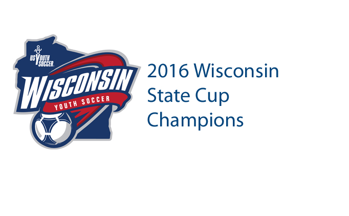 2016 Wisconsin State Cup Champions