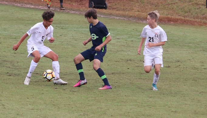 Group winners decided at 2017 US Youth Soccer...