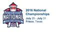 National Championships locations set through 2020