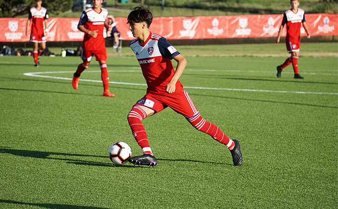 16U Boys FC Dallas fights back for 3-2 win