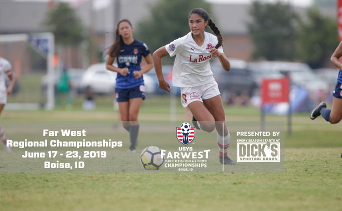 Far West Regionals Begin June 17 in Boise, Idaho