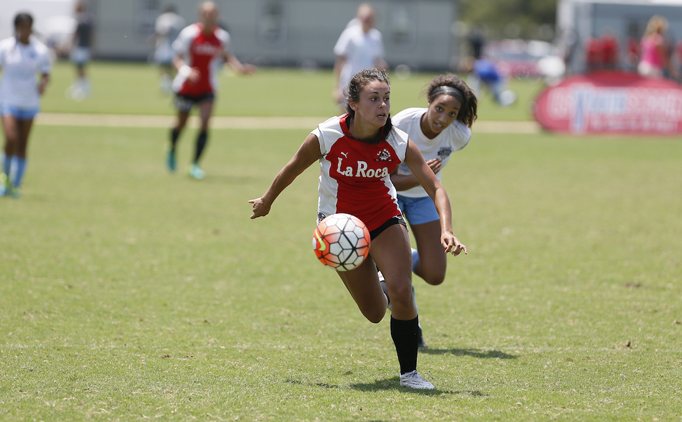 U16G La Roca defeats Florida Krush to clinch group