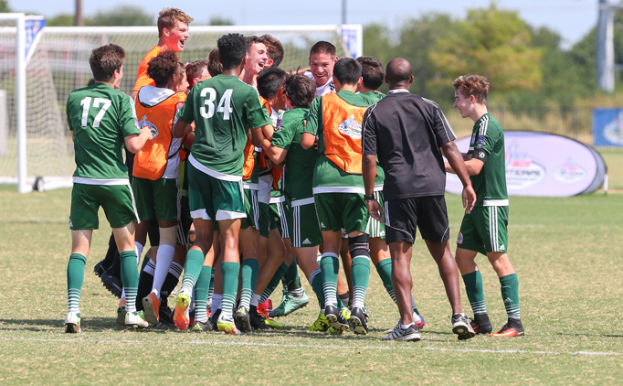 Late goal sends U15B McLean to finals over Sparta