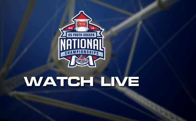 Live stream schedule announced for 2016 Nationals