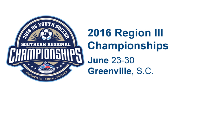 Greenville, S.C., chosen to host 2016 Regionals