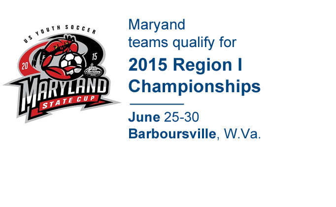 2015 US Youth Soccer Maryland State Cup