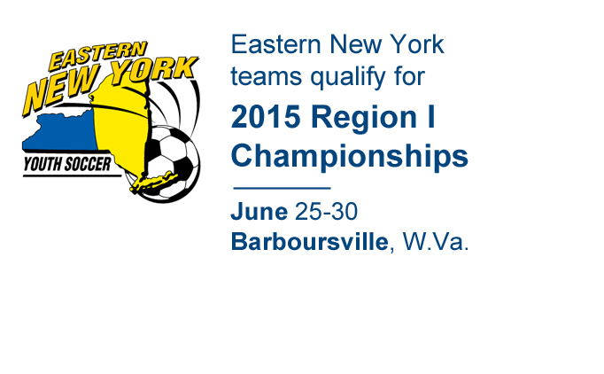 2015 US Youth Soccer Eastern New York State Cup