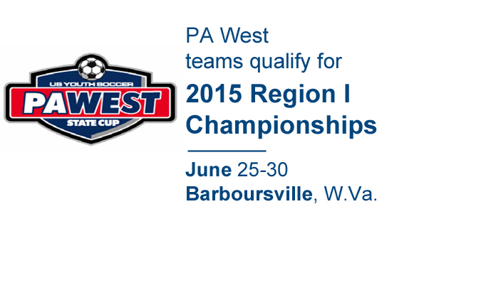 2015 US Youth Soccer PA West State Cup