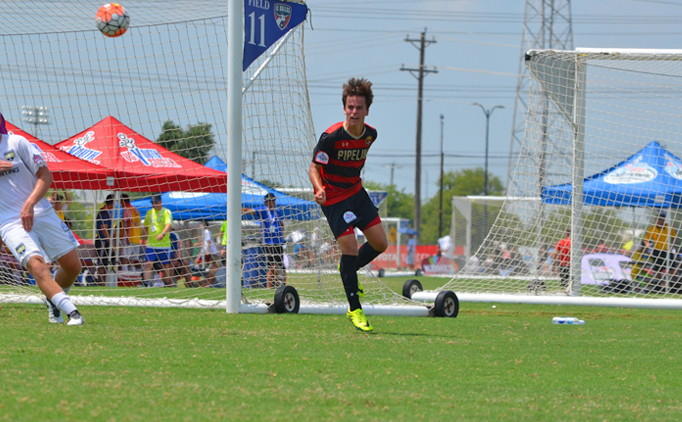 U17B Pipeline Black comes out on top of group