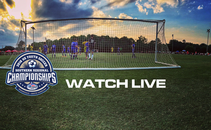 Watch the Region III Finals Live!