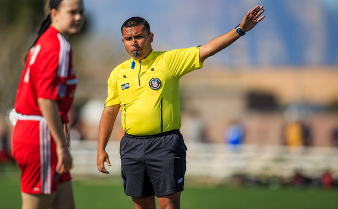 96 Referees Chosen for the 2017 US Youth...
