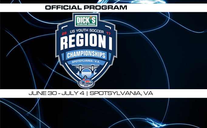2017 Region I Digital Program Available