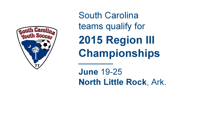 2015 South Carolina State Cup Champions