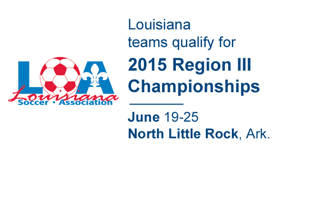 2015 US Youth Soccer Louisiana State Cup Champions
