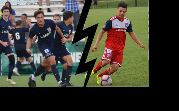 FC Dallas and LMSC advance to the semifinals