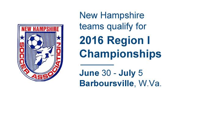 2016 New Hampshire State Cup Champions