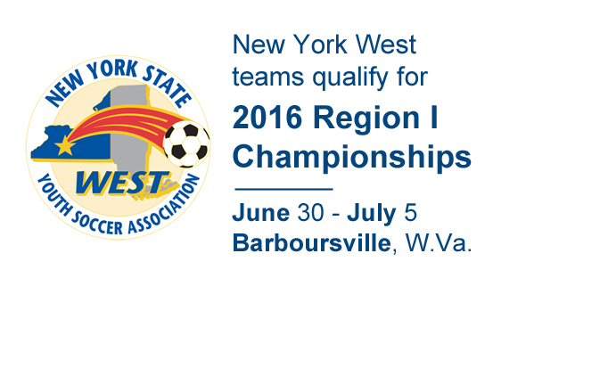 2016 New York - West State Cup Champions