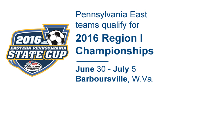 2016 Eastern Pennsylvania State Cup Champions