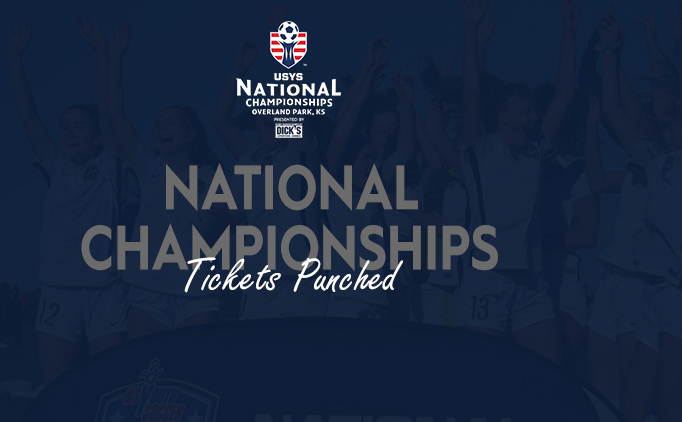 National League teams punch tickets to Nationals