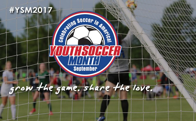 2017 Youth Soccer Month