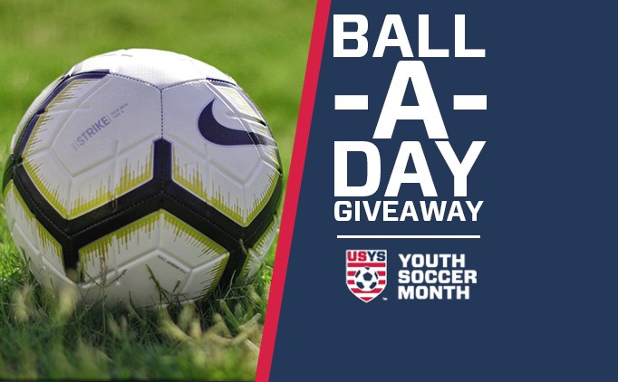 Ball-A-Day Giveaway