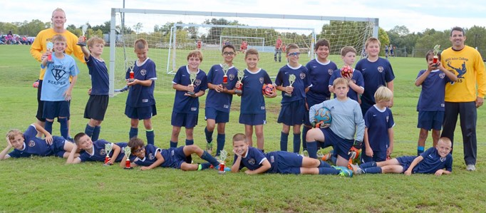 2005 Boys are Semi-Finalists!