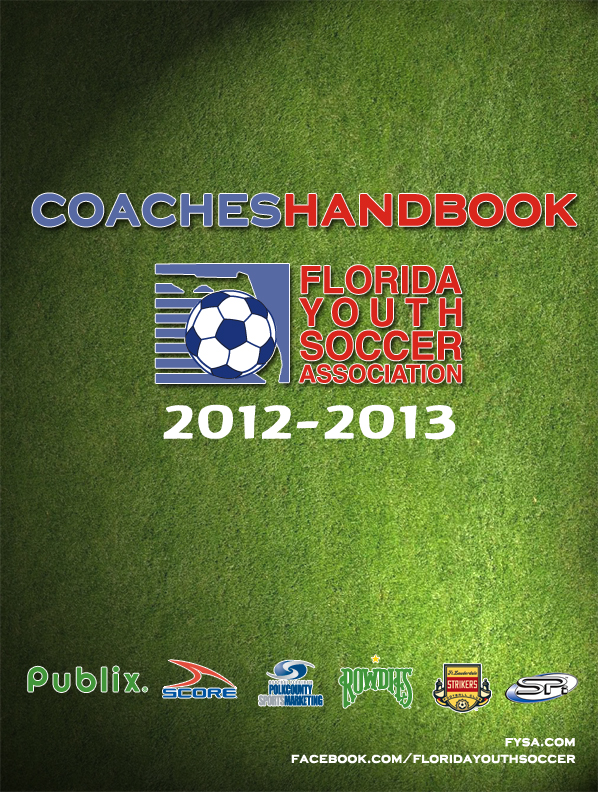 Coaches handbook cover