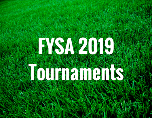 FYSA 2019 Tournaments