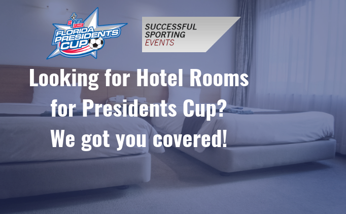 Presidents Cup Hotel Rooms
