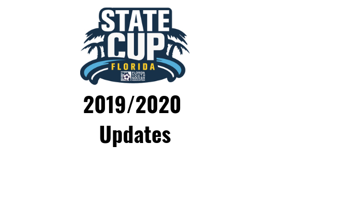 2019/2020 State Cup Changes