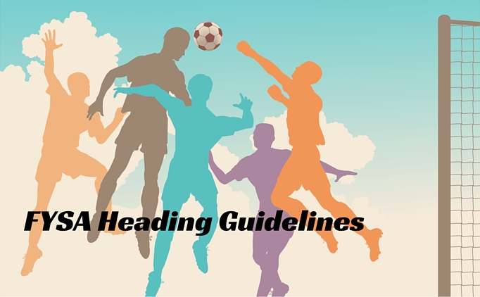 New FYSA Heading Guidelines
