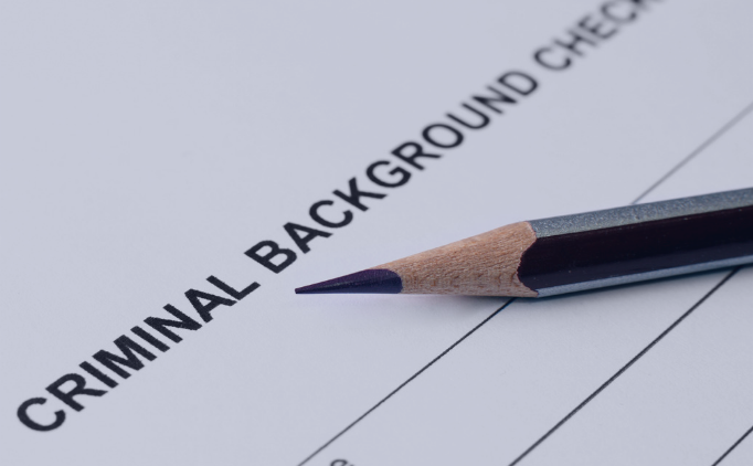 Get Your Background Check Done!