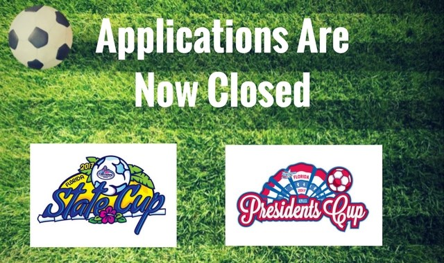 Applications are Closed!