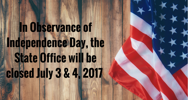 Independence Day - Office Closed