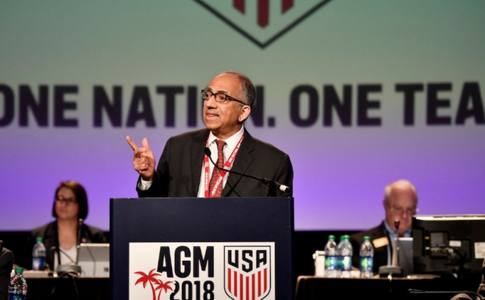 Carlos Cordeiro Elected to U.S. Soccer President