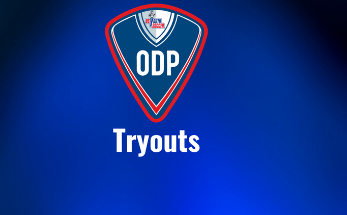 2018-19 ODP Tryout Schedule