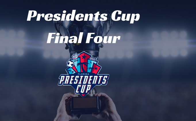 Presidents Cup Final Four!