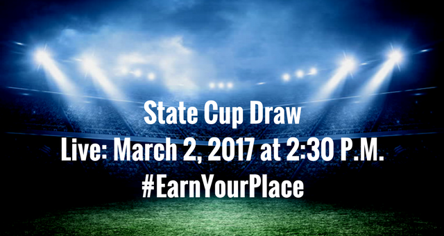 State Cup Draw
