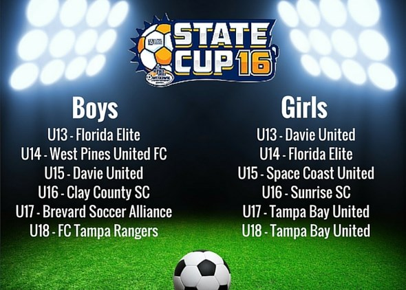 Florida State Cup Champions