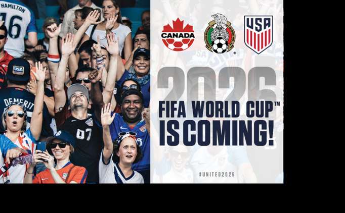 United Bid Selected to Host 2026 World Cup
