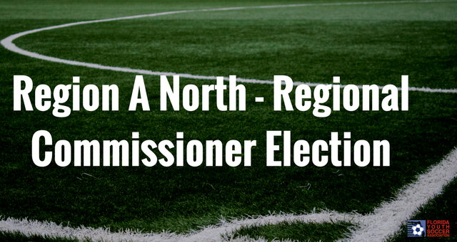 Region A Commissioner North Election