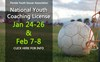 Youth Coaching License