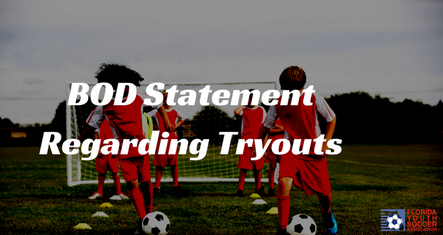 Florida Youth Soccer Association BOD...
