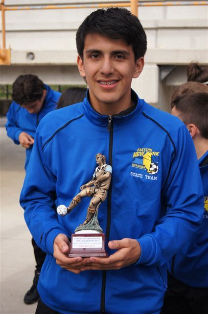 Javier Carrillo MVP